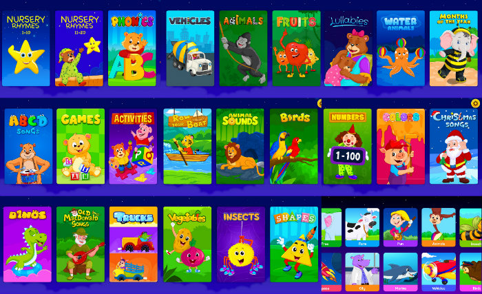 KidloLand: A Toddler Learning App REVIEW + GIVEAWAY