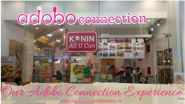 Our Adobo Connection Experience